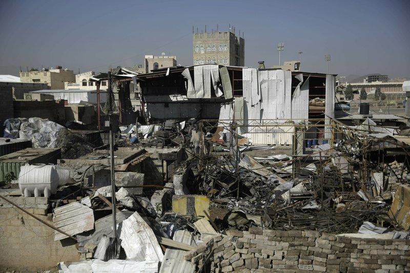 خسائر الحرب في اليمن